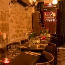 Restaurant : Le Tir Bouchon Montorgueil  - salle -   © Copyright*