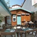 Le Gambetta  - Le patio -   © iloview