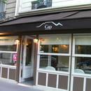 Restaurant Cap  - exterieur -   © mn