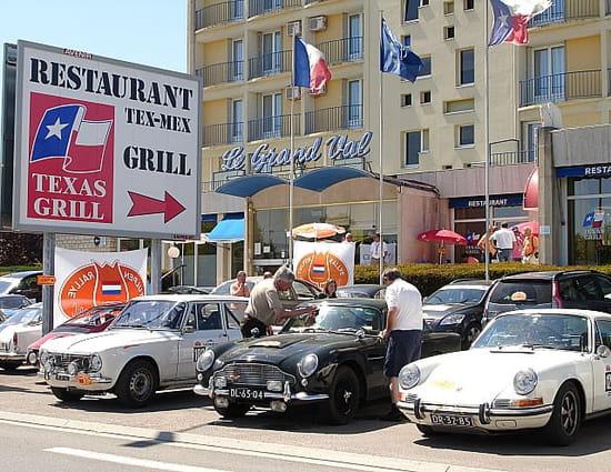 Le Texas Grill (Hôtel Le Grand Val**)