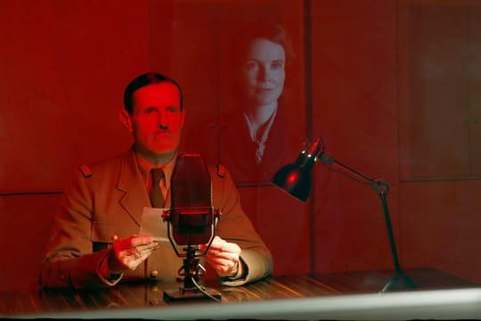 """""""Il faut qu'il y ait une pression pour jouer chaque rôle"""" dit Lambert Wilson, dans De Gaulle"""