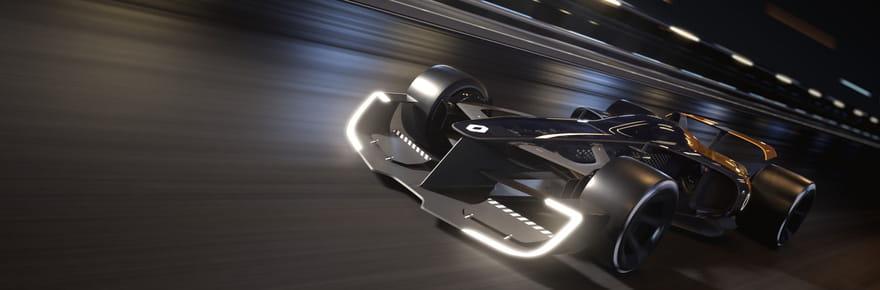 Renault RS Vision 2027: le concept de F1du futur en images