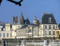 Palais du monde : Le château de Fontainebleau