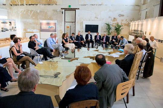 Le projet Marseille-Provence proche des défis de l'Europe
