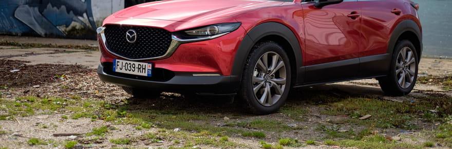 Essai Mazda CX-30: le futur best-seller du constructeur nippon?