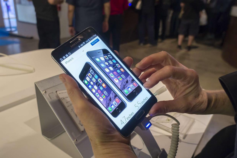 Samsung repousse la sortie de son smartphone pliable à 2019 — Galaxy X