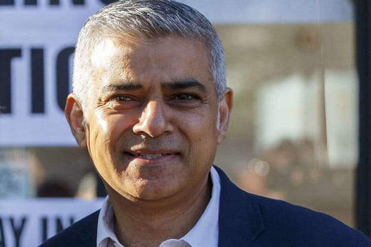 Résultat de l'élection àLondres: Sadiq Khan, nouveau maire de Londres