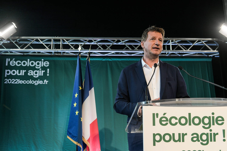 Yannick Jadot: programme, sondages... Toute l'actu du candidat à la présidentielle