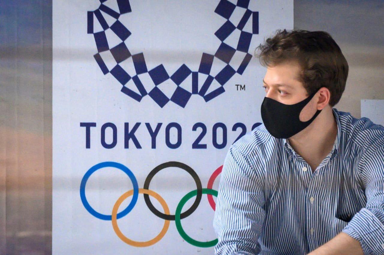 Coronavirus: A 4mois des JO de Tokyo, le CIO fait de la résistance