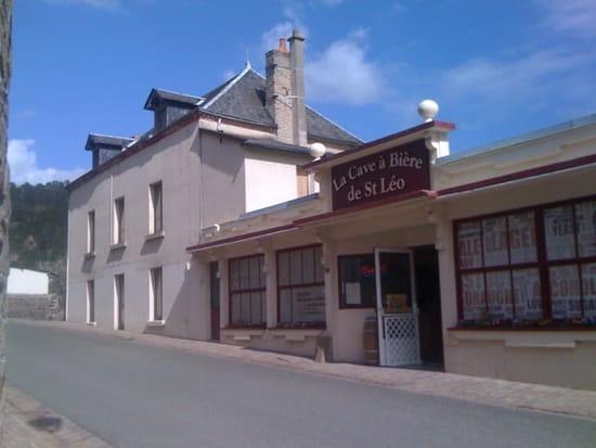 Restaurant : La Cave à Bière  - La cave à bière de Saint Léonard Des Bois -