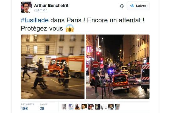 Fusillades àParis République, explosions auStade deFrance: la capitale attaquée en sept points