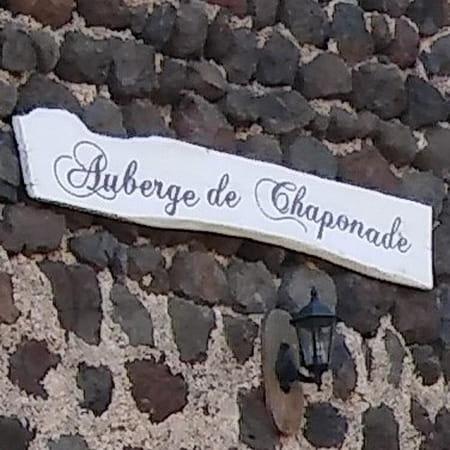 Auberge La  Chaponade