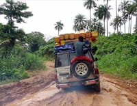 Les routes de l'impossible : Sierra Leone, la rage de vivre