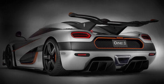 koenigsegg one 1 la future voiture la plus rapide et la plus ch re du monde. Black Bedroom Furniture Sets. Home Design Ideas