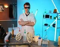 Les expériences de Dr Nozman : Fluides non newtoniens
