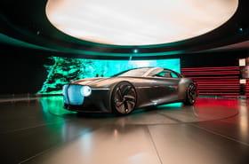 Le concept car du centenaire de Bentley en images