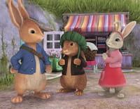 Pierre Lapin : La grande aventure des écureuils et des lapins