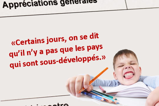 Voire insultant!