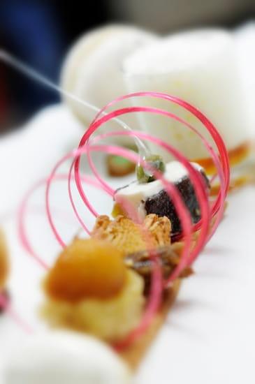 Le Clair de la Plume  - Dessert - LE CLAIR DE LA PLUME -   © Alain MAIGRE pour LE CLAIR DE LA PLUME