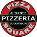 Pizza Square  - logo -   © pizza square