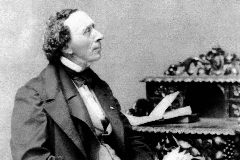 Hans Christian Andersen: biographie, ses contes, ses livres