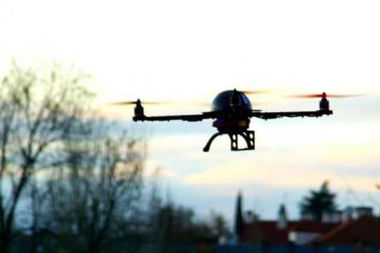 Se faire livrer sa pizza par un drone, c'est possible!