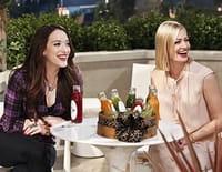 2 Broke Girls : Et le panneau Hollywood