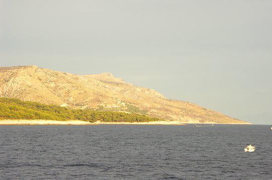 L'autre côté de l'île