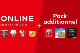 Nintendo Switch Online: le pack additionnel expliqué en détail