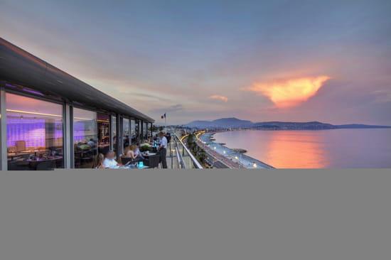 La Terrasse Du Radisson Blu Nice   © caladerooftoprestaurant