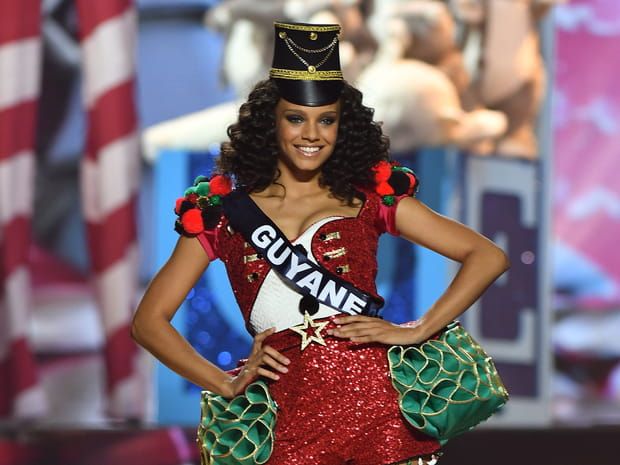 Les plus belles photos de Miss France 2017 et le sacre de Miss Guyane