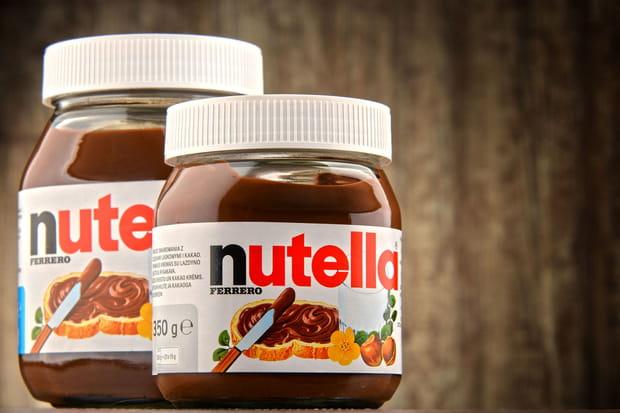 Carte Anniversaire Nutella.Pates A Tartiner