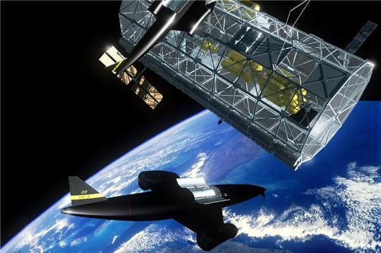 Base spatiale Skylon