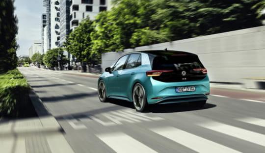 Volkswagen ID 3: prix, autonomie... Tout savoir sur la berline électrique