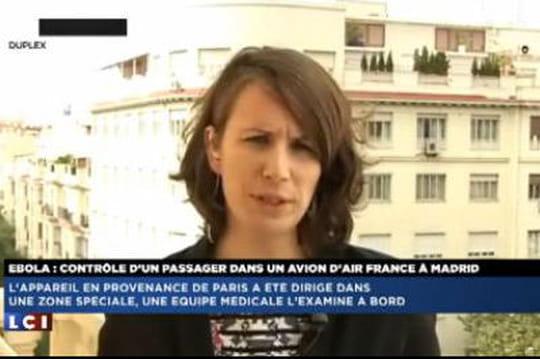 Ebola: unpassager d'Air France malade a-t-il passé 3heures àRoissy?