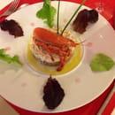 Le Da Vinci  - Tartare de homard -