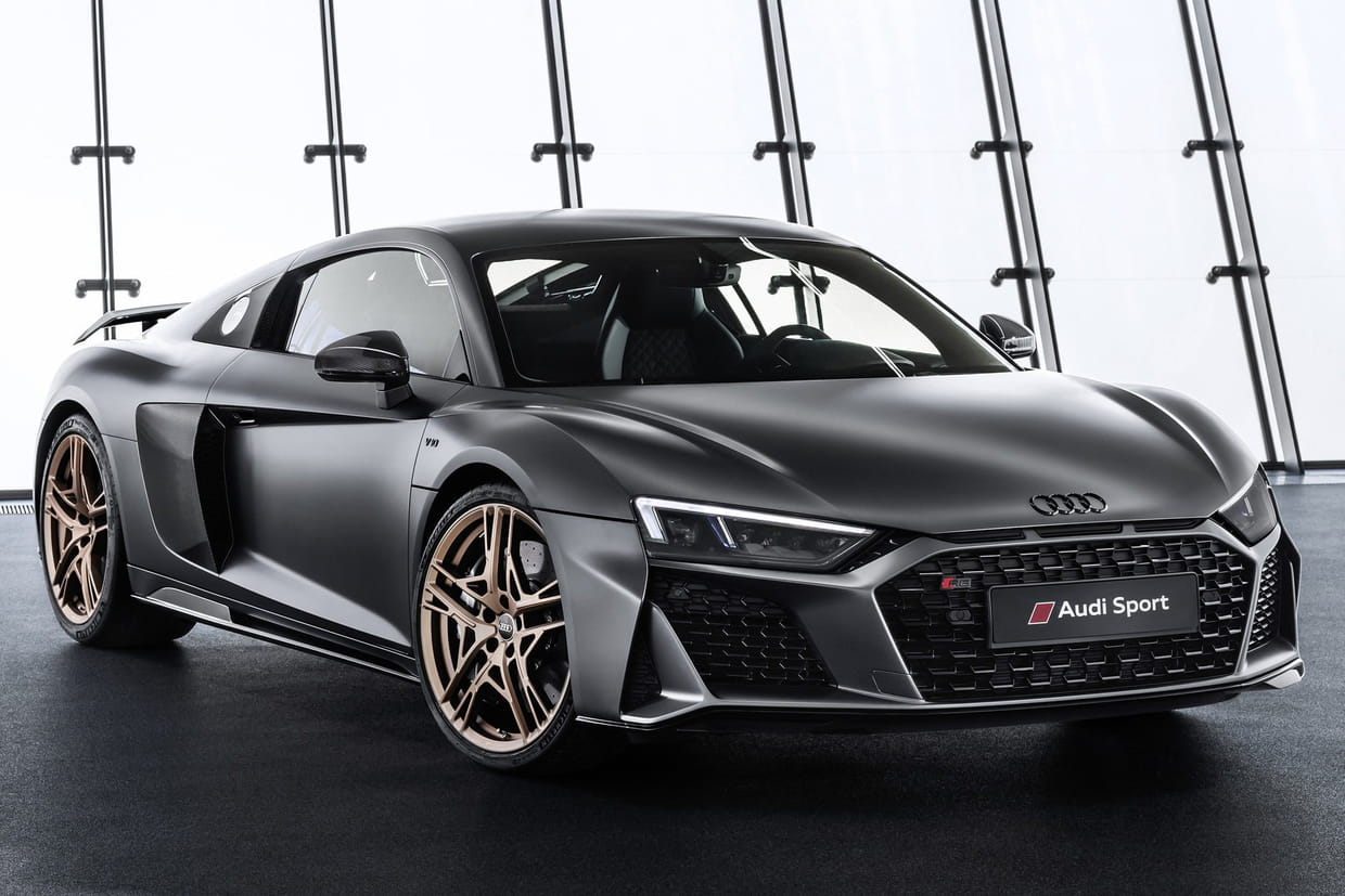 nouvelle audi r8 une s rie sp ciale pour les 10 ans du. Black Bedroom Furniture Sets. Home Design Ideas