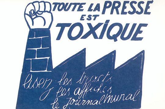 Presse toxique