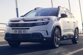 Citroën C5Aircross: quel prix pour l'hybride rechargeable? [autonomie]