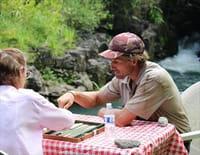 Les aventures du Dr Buckeye Bottoms : Folie sur l'île Maui