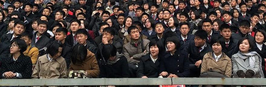 La Corée du Nord sur Instagram