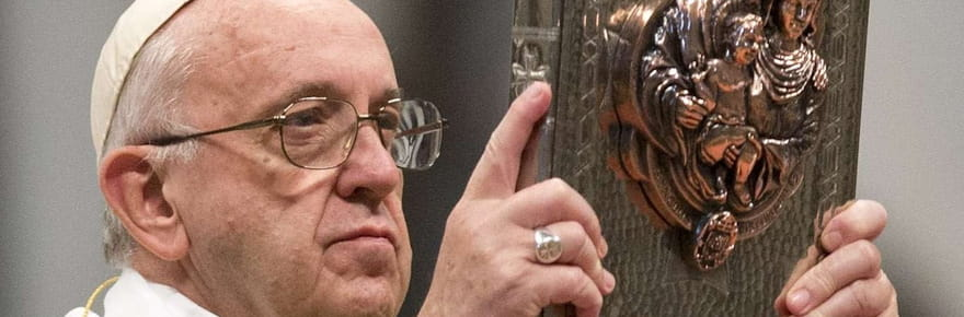 Sur l'homosexualité, le pape n'y arrive pas