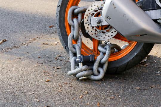 Antivol de moto et scooter: comment choisir