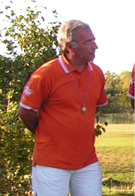 Gerard Touzet