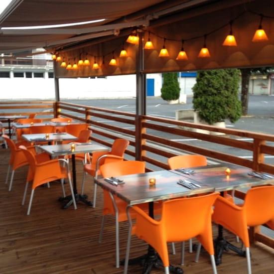 Restaurant : Le petit caruso  - La terrasse du petit Caruso -