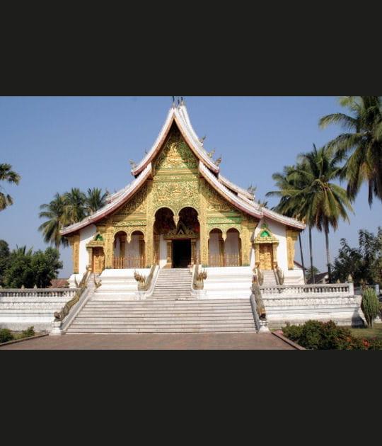 Pagode à Luang Prabang