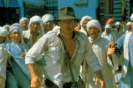 Les Aventuriers de l'Arche perdue: cette scène culte inspirée par la maladie d'Harrison Ford