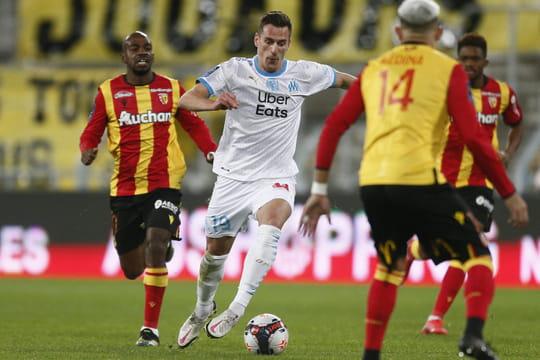 Lens - Marseille: l'OM s'en sort bien, le résumé du match