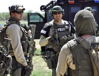 Texas Drug Wars : Répression de cartel