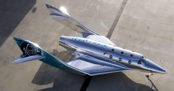 Richard Branson montera à bord du vaisseau SpaceShipTwo de la société Virgin